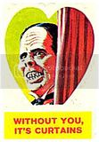 Valentine Monster Phantom Opera Without You It's Curtains Universal Monster Monsters